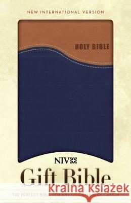 Gift Bible-NIV Zondervan Publishing 9780310434412