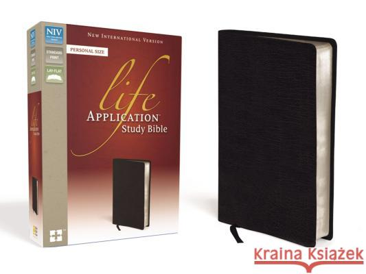 Life Application Study Bible-NIV-Personal Size Zondervan Bibles 9780310434672 Zondervan