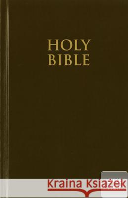 Church Bible-NIV-Large Print Zondervan Publishing 9780310435259