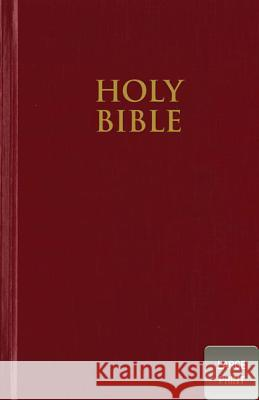 Church Bible-NIV-Large Print Zondervan Publishing 9780310435273