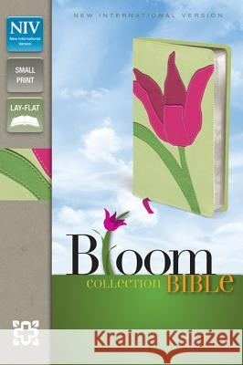 Bloom Collection Bible-NIV-Tulip Zondervan Publishing 9780310435389