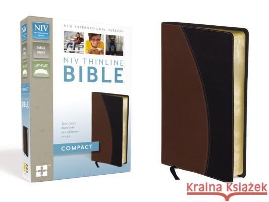 Thinline Bible-NIV-Compact Zondervan Publishing 9780310435501