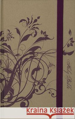 Thinline Craft Collection Bible-NIV Zondervan Publishing 9780310435600