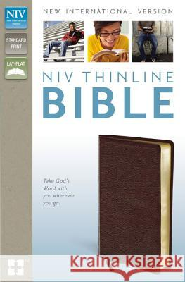 Thinline Bible-NIV Zondervan Publishing 9780310435631