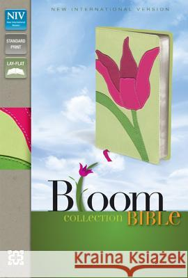 Thinline Bloom Collection Bible-NIV-Tulip Zondervan Publishing 9780310435815