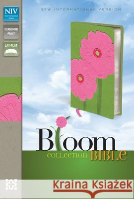 Bloom Collection Bible-NIV-Gerber Daisies Zondervan Publishing 9780310435839