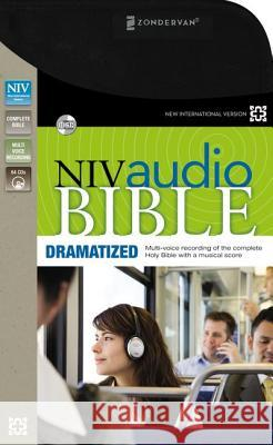Audio Bible-NIV Zondervan Bibles 9780310436461