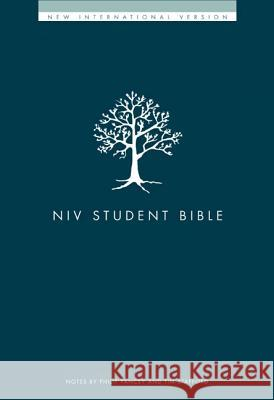 Student Bible-NIV Tim Stafford Philip Yancey 9780310437246