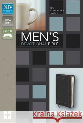 Men's Devotional Bible-NIV-Compact Zondervan Publishing 9780310437864