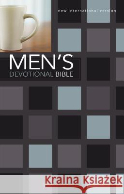 Men's Devotional Bible-NIV Zondervan Publishing 9780310437895