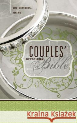 Couples' Devotional Bible-NIV  9780310438151