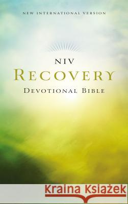NIV, Recovery Devotional Bible, Paperback  9780310440819