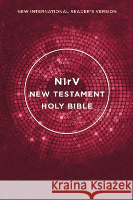 NIRV, Outreach New Testament, Paperback, Pink  9780310445975
