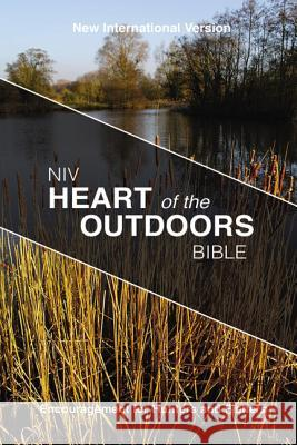 NIV, Heart of the Outdoors Bible, Paperback  9780310446033