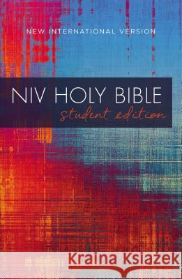 NIV, Outreach Bible, Student Edition, Paperback Biblica 9780310446460