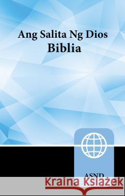 Tagalog Bible, Hardcover Zondervan 9780310450047