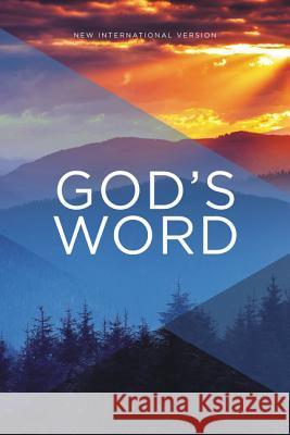 Niv, God's Word Outreach Bible, Paperback Zondervan 9780310454236