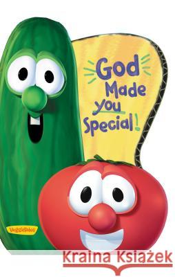 God Made You Special Eric Metaxas Bryan Ballinger Inc. Bi 9780310704669