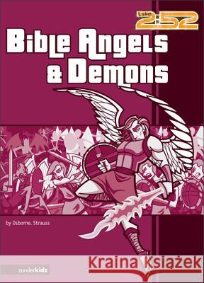 Bible Angels and Demons Rick Osborne Ed Strauss Chris Auer 9780310707752
