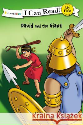 The Beginner's Bible David and the Giant Kelly Pulley 9780310715504