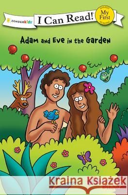 The Beginner's Bible Adam and Eve in the Garden Kelly Pulley 9780310715528