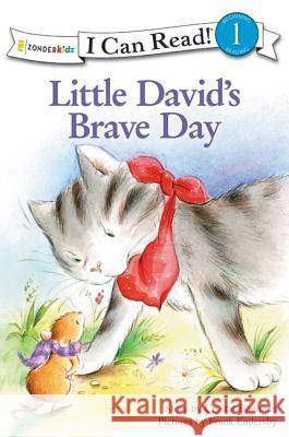 Little David's Brave Day : Level 1 Crystal Bowman Frank Endersly 9780310717096