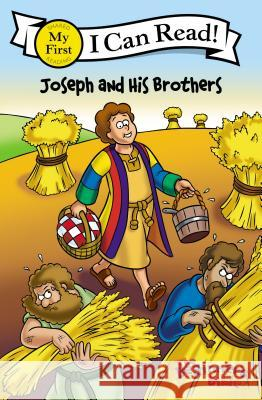 The Beginner's Bible Joseph and His Brothers Kelly Pulley 9780310717317