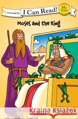 The Beginner's Bible Moses and the King Kelly Pulley 9780310718000