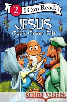 Jesus, God's Great Gift Dennis Jones 9780310718819