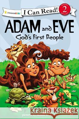 Adam and Eve, God's First People: Biblical Values Dennis Jones Dennis Jones 9780310718833