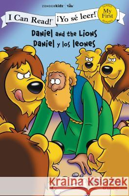Daniel and the Lions / Daniel Y Los Leones Kelly Pulley 9780310718918