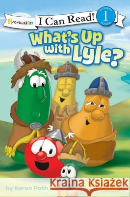What's Up with Lyle? Inc. Bi 9780310721604