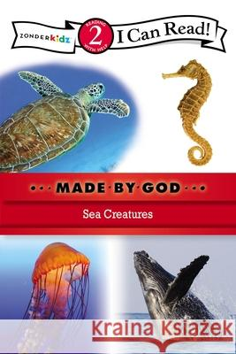 Sea Creatures : Level 2 Zondervan Publishing 9780310721833