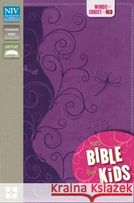 Bible for Kids-NIV Zondervan Publishing 9780310722298
