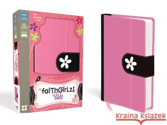 Faithgirlz! Bible-NIV-Magnetic Closure Zondervan Bibles 9780310722380