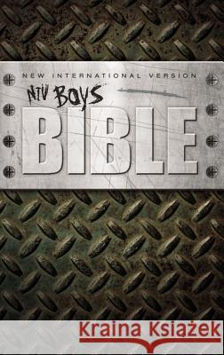 Boys Bible-NIV  9780310723080