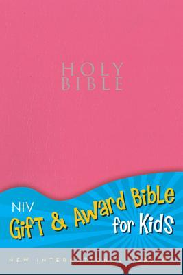 Gift and Award Bible for Kids-NIV Zondervan Publishing 9780310725572