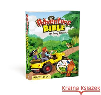 Adventure Bible for Early Readers-NIRV  9780310727439