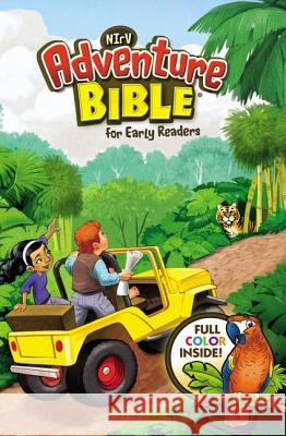 Adventure Bible for Early Readers-NIRV  9780310727460