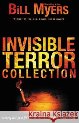 Invisible Terror Collection Bill Myers 9780310729044