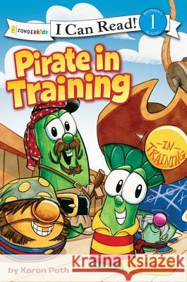 Pirate in Training Karen Poth 9780310732075