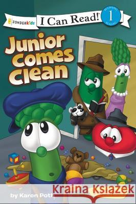 Junior Comes Clean Zondervan Publishing 9780310732082