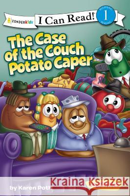 The Case of the Couch Potato Caper Zondervan Publishing 9780310732136