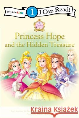 Princess Hope and the Hidden Treasure Jeanna Young Jacqueline Johnson Omar Aranda 9780310732501