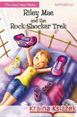 Riley Mae and the Rock Shocker Trek Jill Osborne 9780310742944