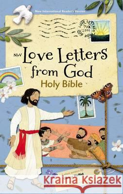 NIRV Love Letters from God Holy Bible, Hardcover Zondervan Publishing 9780310743255