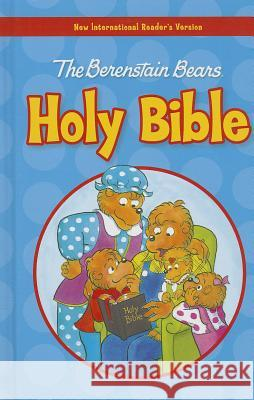 Berenstain Bears Holy Bible-NIRV  9780310744115
