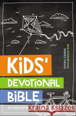 NIRV Kids' Devotional Bible, Hardcover: Over 300 Devotions Zondervan Publishing 9780310744450