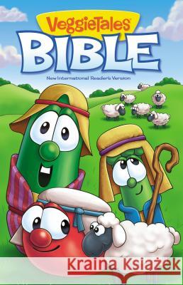 VeggieTales Bible-NIRV Zondervan Publishing 9780310744641