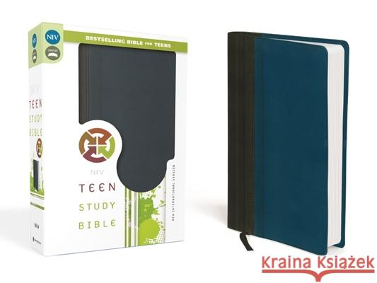 Teen Study Bible-NIV  9780310745181